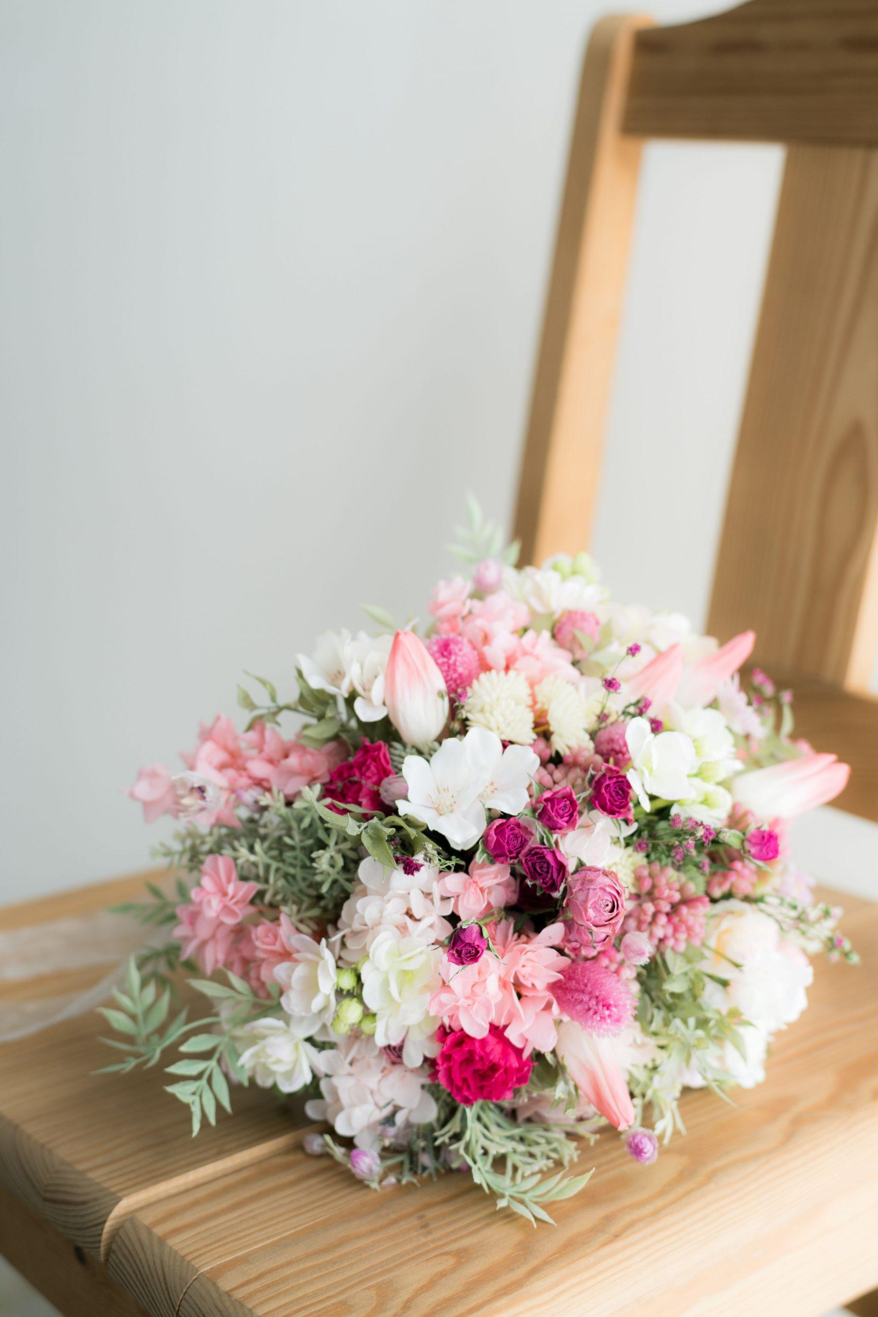 プリザーブドフラワーのお花といえば・・・